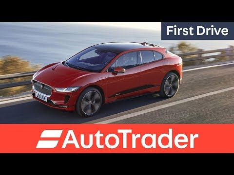 2018 Jaguar I Pace first drive review