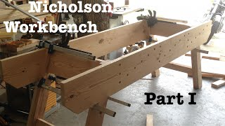 Nicholson workbench part 1 // How-To