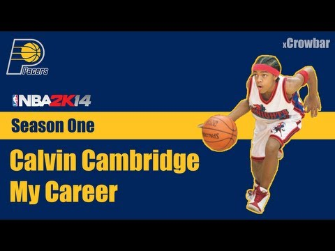 NBA 2K14: Calvin Cambridge My Career: Ep. 2: Starting Off Calvin's Career