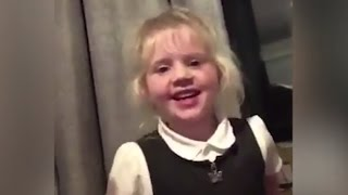 Little Kid Proposes To Friend With Stolen Diamond Ring | What's Trending Now