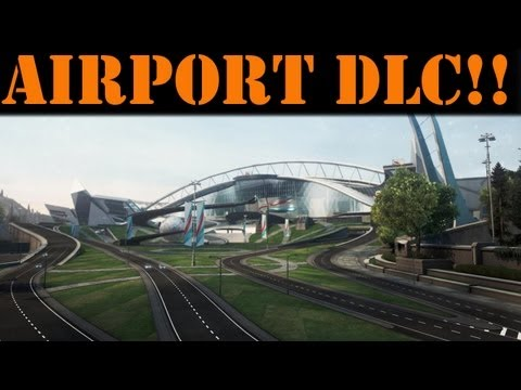 Need For Speed Most Wanted 2012 Airport DLC Pack First Impressions And Review