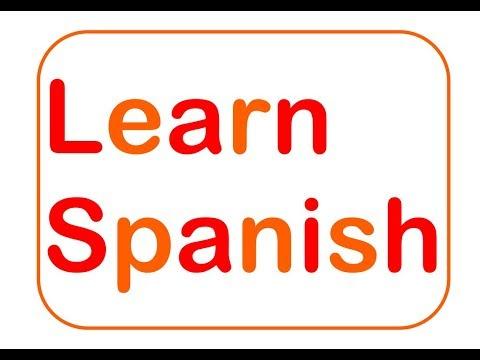how to learn spanish fast (Bangla)