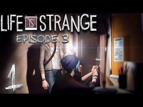Life Is Strange | BREAKING AND ENTERING! | Episode 3 - Part 1 w/ Revered Legend