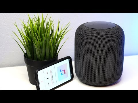 Space Gray Apple HomePod | Review