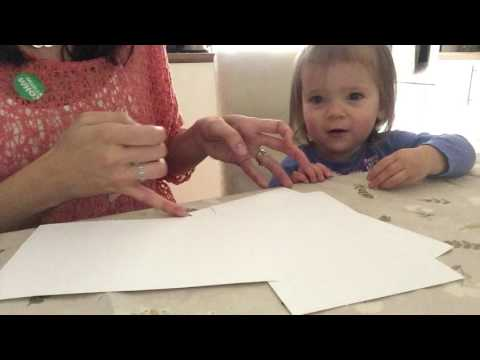 How to take hand and footprints taking our inkless wipe kits