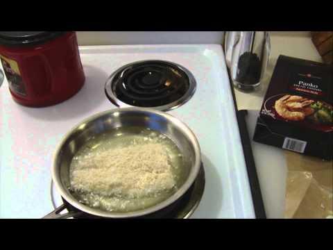 How to make Panko Crunchy Fish Cod