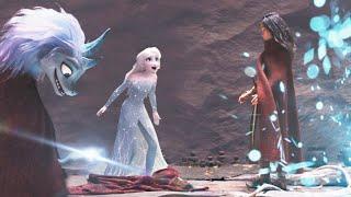 Raya and Elsa - New Sisu (Crossover)