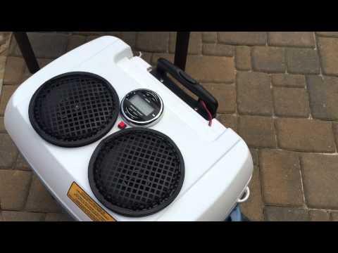 Practical Cooler Radio