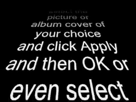 How To Add Album Art to Your MP3 Songs