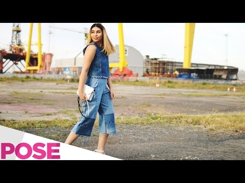 How To Style Double Denim | Tara's OOTD 5