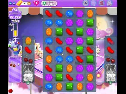 Candy Crush Saga Dreamworld Level 181