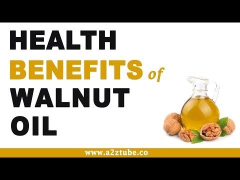 Health Benefits of Walnut Oil