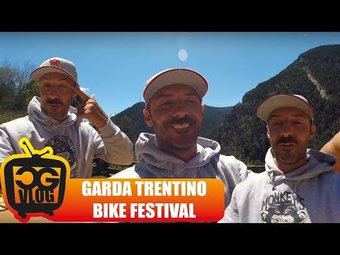 Debrief Bike Festival Garda Trentino 2018 in Italy - CG VLOG #314