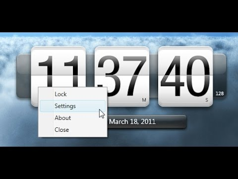 How to change date format in windows 7 Step by Step