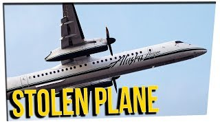 Airport Employee Stole a Plane & Crashed It ft. Steve Greene & Nikki Limo