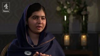 Malala Yousafzai interview: the fight for equal rights