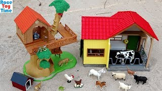 Schleich Toy Animals Surprises Fun Toys For Kids - Learn Animal Names