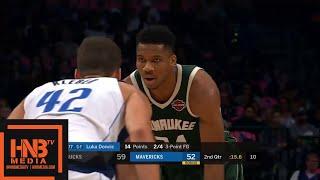 Dallas Mavericks vs Milwaukee Bucks - Full Game Highlights   October 11, 2019 NBA Preseason