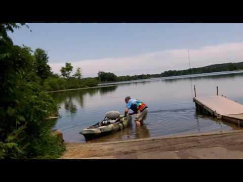 Kayak Dolly Demo