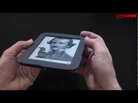 All-New Nook Touch - Video Recensione (eng sub)