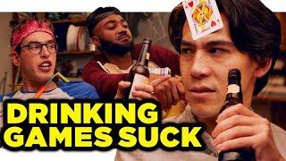 Drinking Games Suck