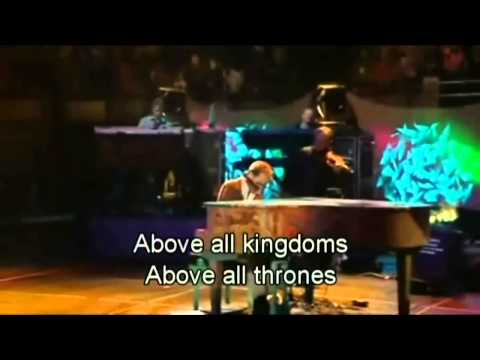 Above All - Michael Smith (lyrics) The Best Most Popular Christian Worship Song