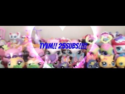 LPSAllisonTV 25 Subscriber Special