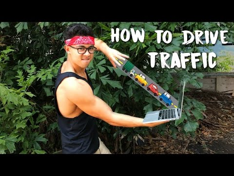 How to Get Traffic To Your Website Or Blog | The FASTEST Way