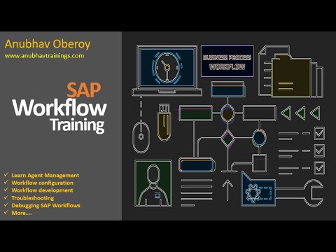 SAP Workflow Training | SAP Workflow Tutorial | Workflow Videos