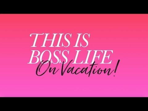 Vacation Like a Boss   Avon