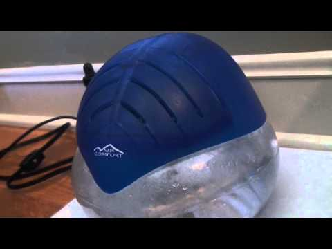 Water Based Air Purifier Humidifier Aroma Therapy and Air Cleaner by New Comfort Review