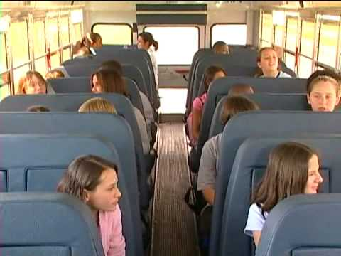 Preview In the Drivers Seat -- Manage Student Behavior on the Bus