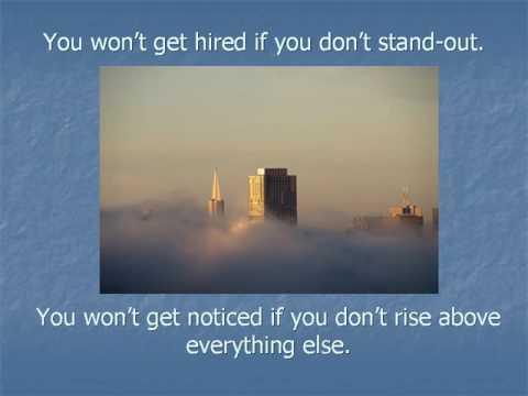 Talking Presentation - Resume Overview