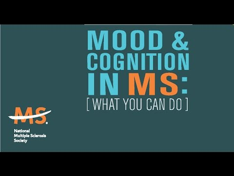 Mood & Cognition in MS: [What you can do]