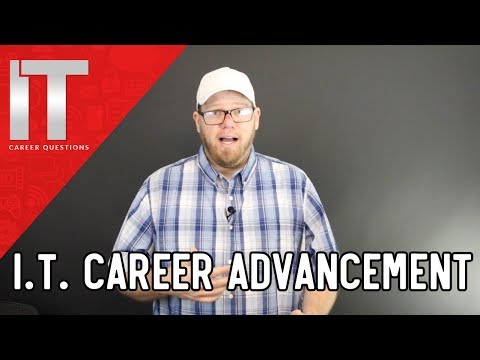 How to Leave Your First I.T. Job and Get Your Second I.T. Job - I.T. Career Questions
