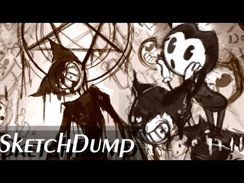 Bendy and the Ink Machine - SKETCH DUMP!