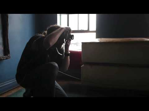 Behind the Scenes: Kyle Cassidy photographs Melvin van Peebles philly weekly cover feb 2014