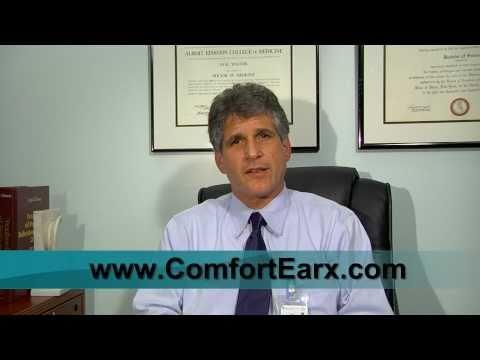 Swimmers Ear Cure? Comfort Earx Drops