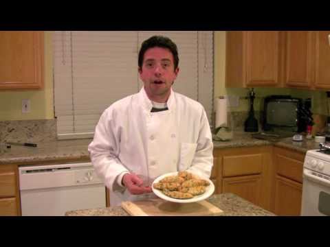 Oven Roasted / Fried Chicken Tenders Recipe - NoTimeToCook.com