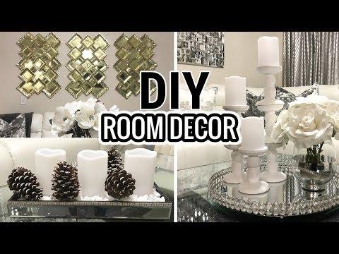 DIY Room Decor!   Dollar Tree DIY Home Decor Ideas