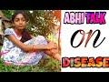 Abhi talk on disease | rainy season sickness | keep India clean | abhisha poojary hermunde| hermunde