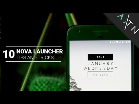 10 Nova Launcher Tips and Tricks