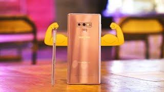 Samsung Galaxy Note 9 review: Super Flagship!