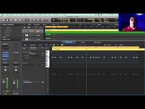Logic Pro X Tutorial - Random MIDI Velocity