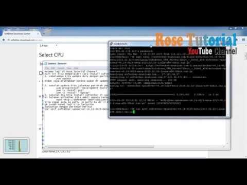 Cara Install Softether di Centos 6 32bit