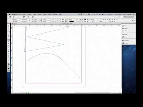 How to use the Pen Tool in Adobe™ InDesign™