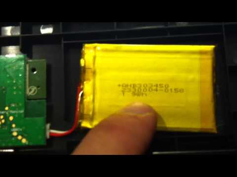 Logitech zagg battery replacement