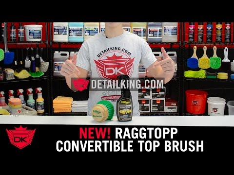 How To Clean A Convertible Top