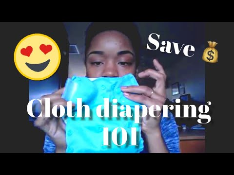 Cloth diapering (the healthy, easy, and cheap way)