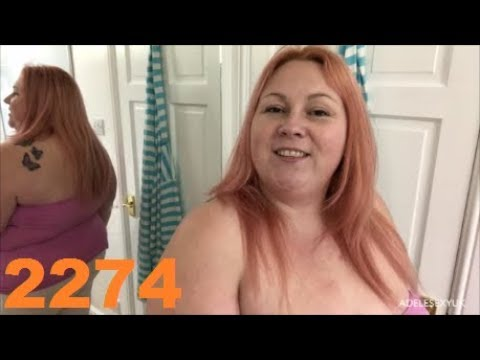 Xxx Mp4 ADELESEXYUK DOING A QUICK ADVERT HER LATEST LADY TUBE TOP 3gp Sex